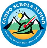 logo Campo Scuola Sezione Alpini Bergamo